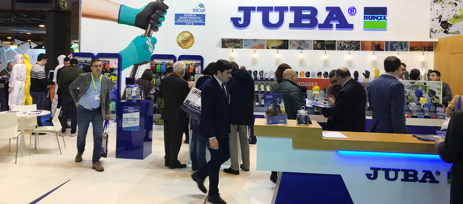 Major success for JUBA at SICUR