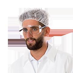 Disposable cap - 1188GPPE STEELGEN