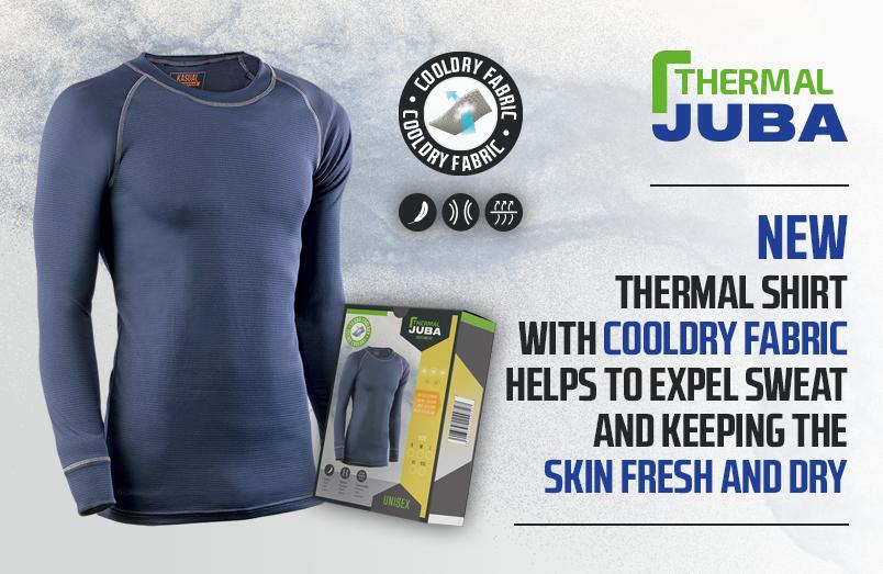 New Thermal Shirt 732DN