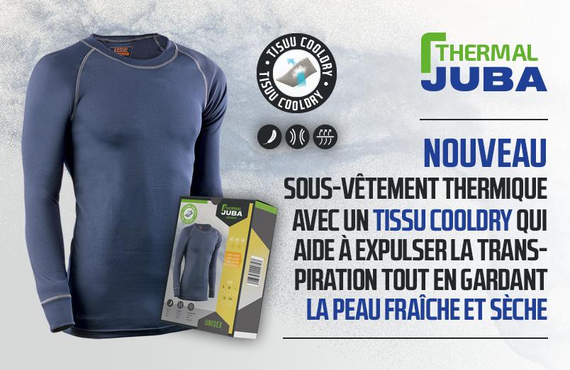 Nouveau sous-vêtement thermique 732DN