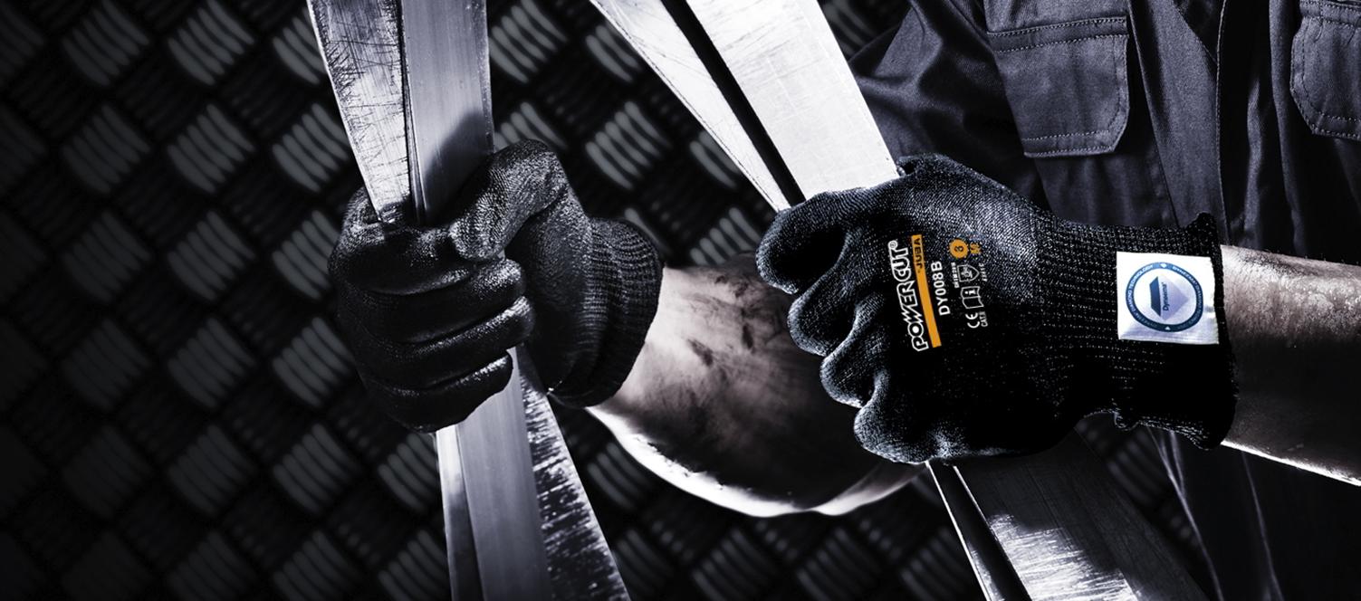 JUBA presenta el primer guante con tecnología Dyneema® Diamond de color negro y sin fibra de vidrio