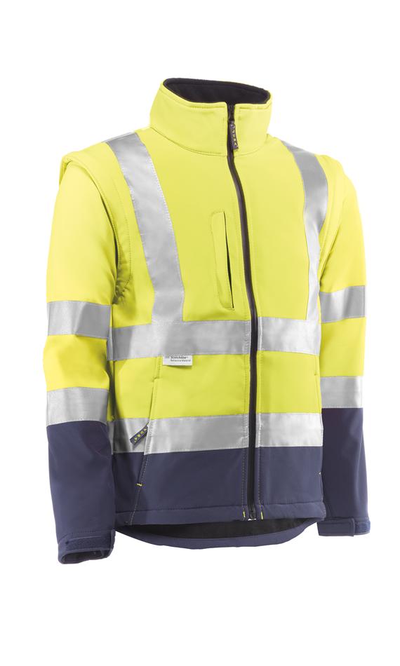 Wind jackets - HV9810 URAL