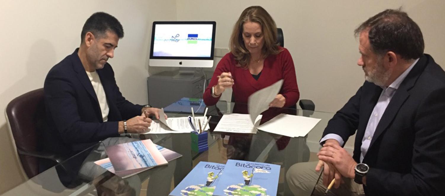 BUNZL Espagne a conclu un accord de sponsoring avec la Fondation Ecomar