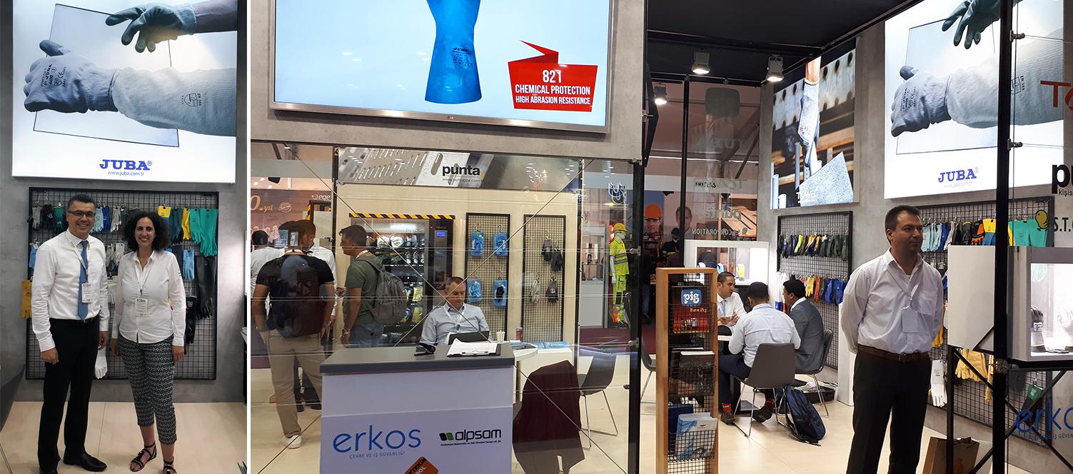 Feria TOS+H de Salud y Seguridad de Turquía