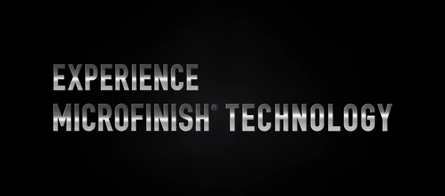 TECHNOLOGIE MICROFINISH