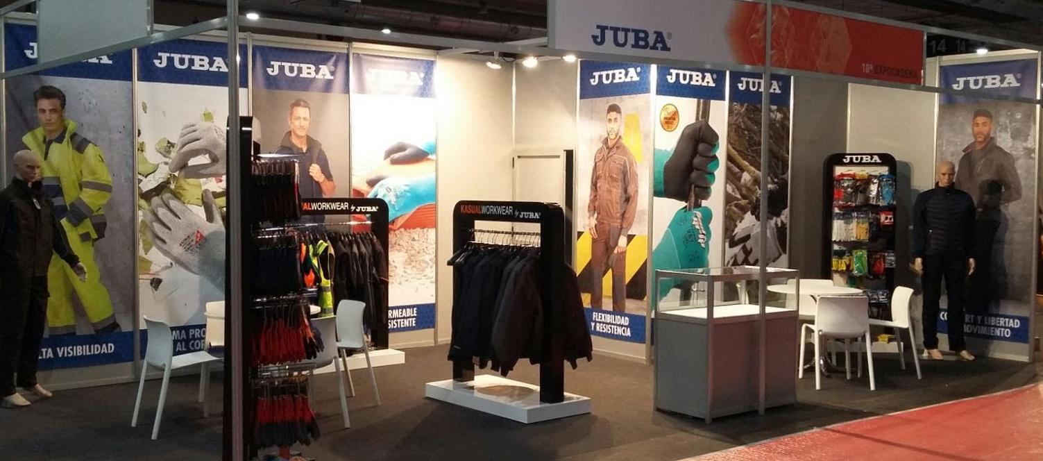 Juba acude a su cita anual en Expocadena.