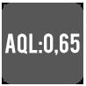 AQL:0,65