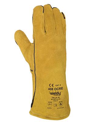 Glove Juba - 408OCRE WELDY