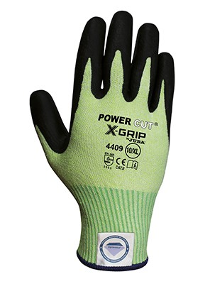 Glove Juba - 4409 POWER CUT X-GRIP