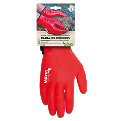 Glove Juba - H5115R AGILITY RED