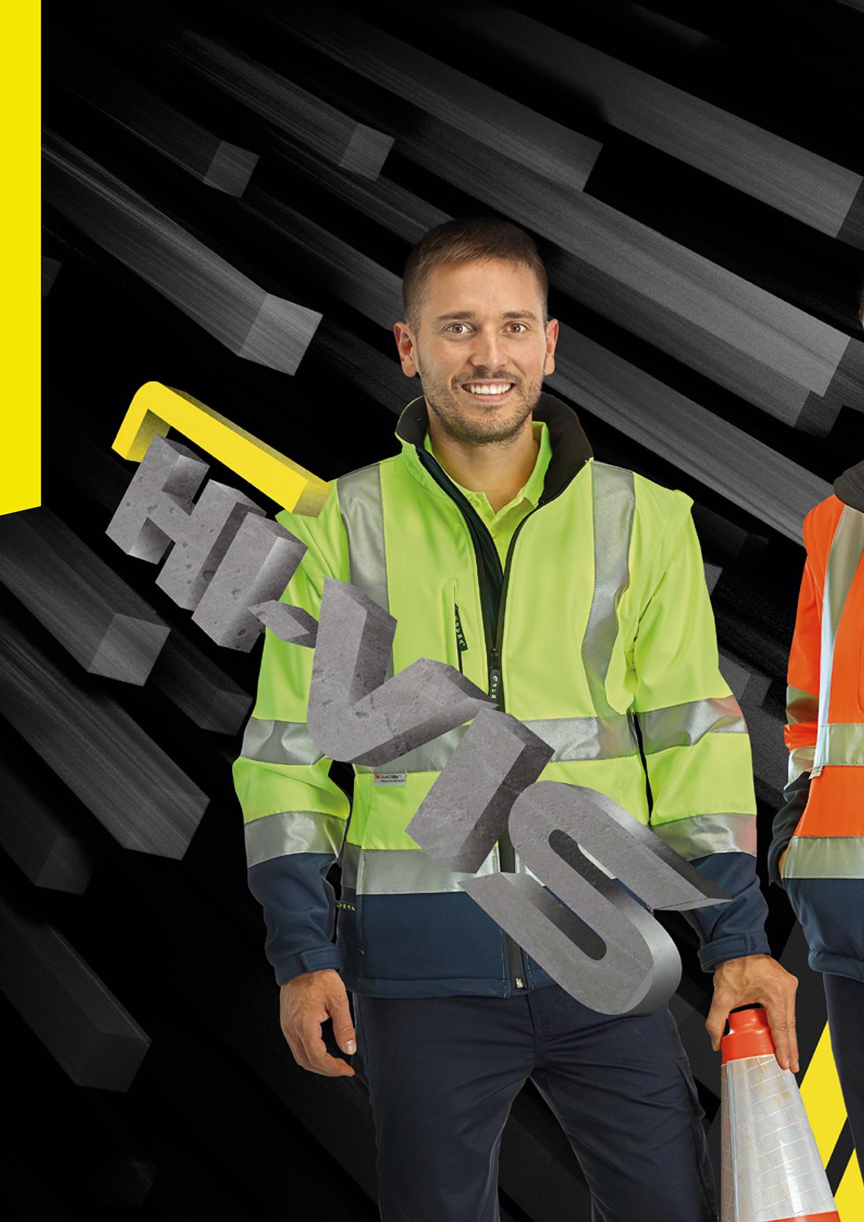 Workwear Alta visibilidade