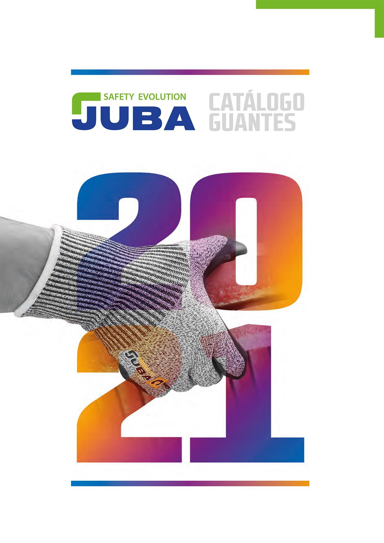 Juba Catálogo General Guantes 2021