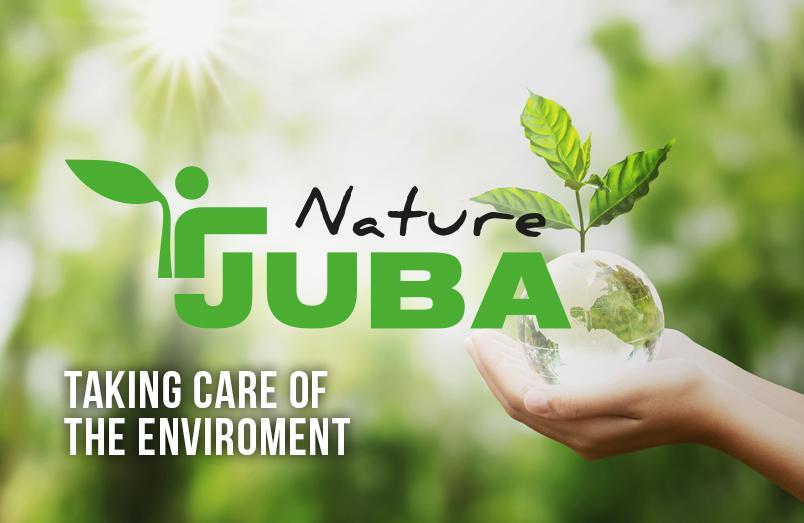 JUBA NATURE - TAKING CARE OF THE ENVIROMENT