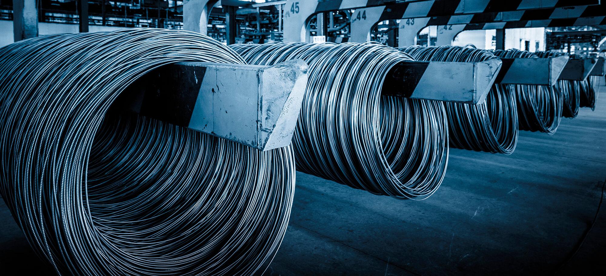 Metal y maquinaria
