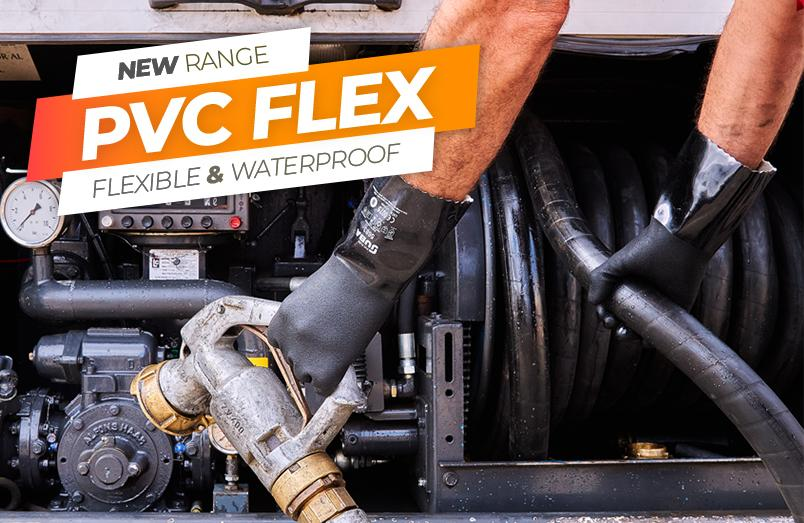NEW RANGE PVC FLEX