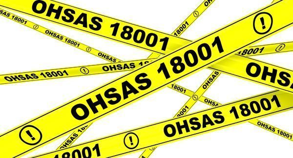 Juba receives the OHSAS certification
