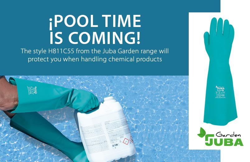 ¡Pool time is coming!