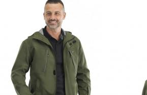 New Windproof Jacket RIVER