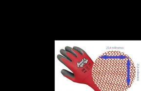 Work gloves: Gauges