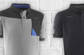 New polo named Onix, for our Kausal range, ideal for the summer.