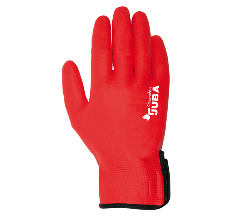 Uso guante - H5115R AGILITY RED