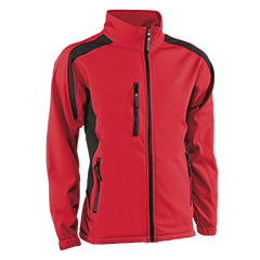 Wind jackets - 894ROJO ASTON