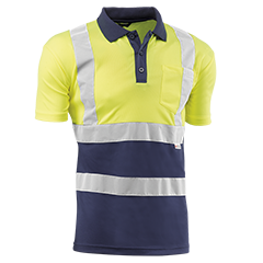 Polo tops - HV720BCTAZUL GALES